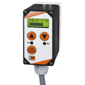 Vinge flowmeter DFT series - Kobold