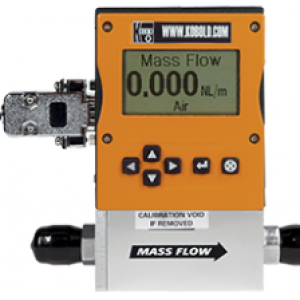 Digital masse flowmåler og regulator DMS - Kobold