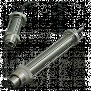 Indsats skovlhjuls flowmeter/monitor DOR - Kobold