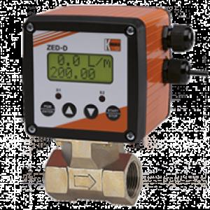 Turbinehjuls flowmeter DRB series - Kobold