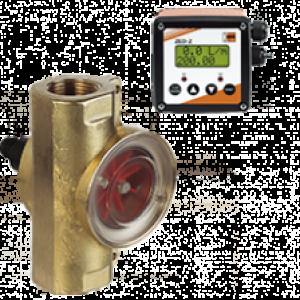 Vinge flowmeter DRG series - Kobold
