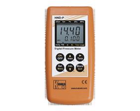 Håndholdt manometer HND series - HND-P210