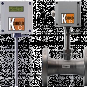Termisk masseflowmeter KES series - Kobold