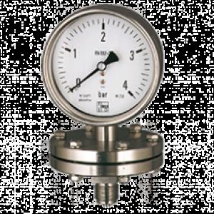 Membran manometer MAN-P - Kobold