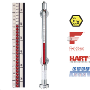 Bypass niveau måler NBK ATEX - Kobold
