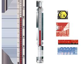 Bypass niveau måler NBK ATEX