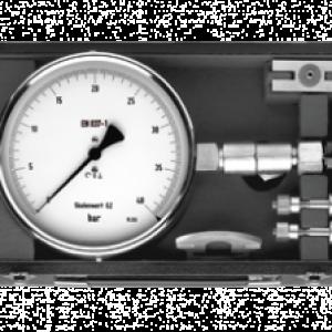 Bourdonrør manometer MAN-F series - Kobold