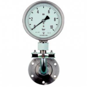 Membran manometer MAN-RF series - Kobold
