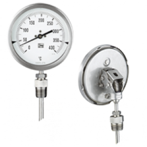 Bimetal termometer TBE - Kobold