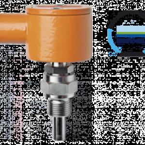 Termometer til barske driftsforhold TNK - Kobold