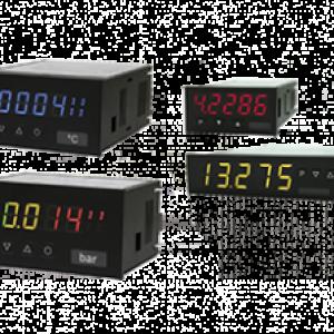 Digital indikator og kontroller DAG-S/-M