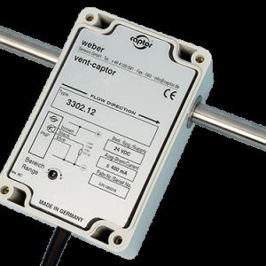 Flowswitch til gas vent-captor 3302.1X - Captor