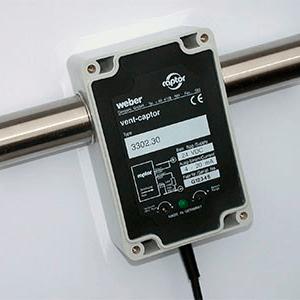 Flowmåler til luft og gas Vent-captor 3302.30 - Captor