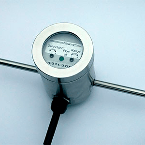 Inline flowmåler flow-captor 4311.30m/xx - Captor