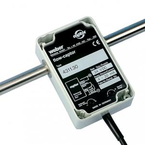 Inline flowmåler flow-captor 4311.30/xx - Captor