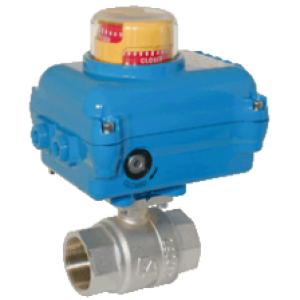 Elektrisk aktuator KUA Series - Kobold