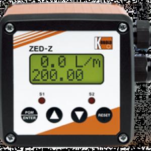 Elektronik til måling og overvågning ZED series